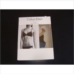 Calvin Klein Intimates & Sleepwear - Calvin Klein Ladies' 2-pack Lightly Lined T-Shirt
